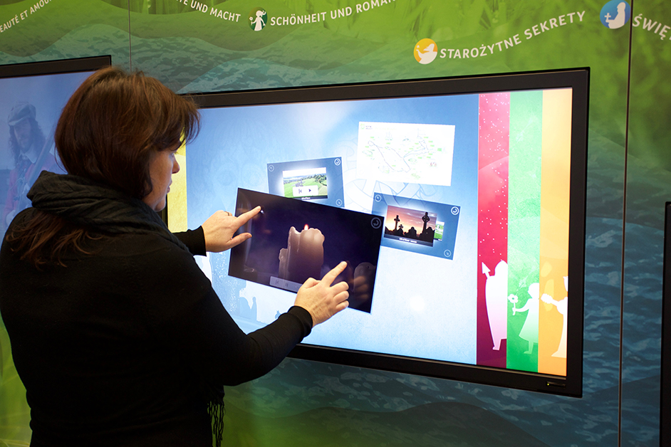 The Boyne Valley interactive in the Tholsel, Drogheda